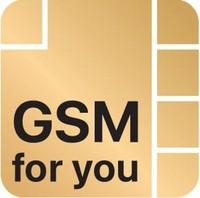 Logo nowe logo gsm for you